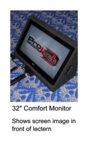comfort monitor